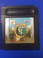 Survival Kids (Nintendo Game Boy Color, 1999)