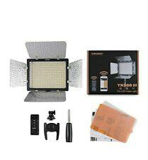 YONGNUO YN300 III YN300III LED Camera Video Light w Adjustable Color Temperature
