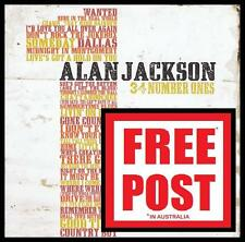 ALAN JACKSON (2 CD) 34 NUMBER ONES ~ GREASTEST HITS / BEST OF *NEW*