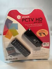 K105G Pinnacle PCTV Receiver USB2 Pro Stick HD,SD,Cable,Satellite,Antenna,A/V TV