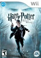 Harry Potter and the Deathly Hallows: Part 1 - Nintendo  Wii Game