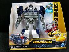 Transformers Barricade Cyberverse Ultra Class Decepticon