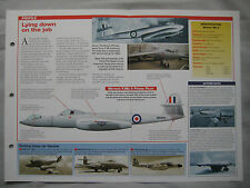 Aircraft of the World - Gloster Meteor Mk 8
