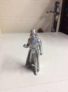 Star Wars Darth Vader silver Action Figure 1999 Hasbro limited edition