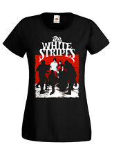 The White Stripes - White Blood Cells, album cover T-SHIRT (BLACK) XS-2XL