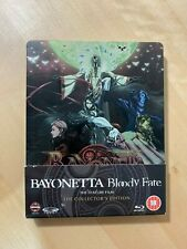 Bayonetta - Bloody Fate: Limited Collectors Steelbook Edition Bluray *NO DISC*