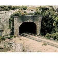 Woodland Scenics C1257 HO Double Tunnel Portal