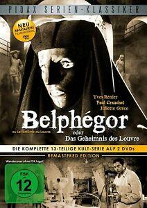 Belphegor - Das Geheimnis des Louvre  [2 DVDs] (2013)