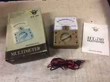 HILLS HT-780 Professional Multimetro Tester Meter