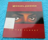 """Michael Jackson Dual Disc """" IN THE CLOSET """" Visionary CD DVD Video"""