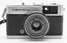 Olympus Trip 35 Trip35 Sucherkamera Kamera - D.Zuiko 2.8 40mm 40 mm Optik