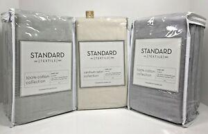 Standard Textile Centium Satin Collection Full Size Sheet Set