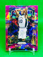 David Robinson 2019-20 Panini Prizm Basketball Pink Crystal Prizm Spurs SSP