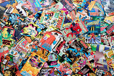 HUGE Lot of 50  DC MARVEL & INDEPENDENT Comic Books BRONZE TO Modern Age Comics