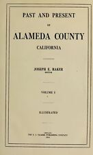 1914 ALAMEDA County California CA, History and Genealogy Ancestry DVD V95