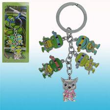 Porte clés Tortue Ninja / Keychains Tortue Ninja
