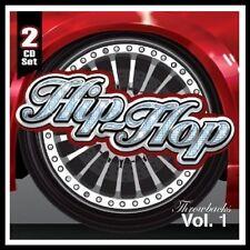 ORIGINAL HIP HOP THROWBACKS (2 CD, 2009) New Sealed! 50 SONGS!