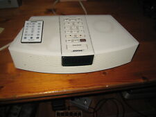 Bose Wave Radio AWR1_1W clock radio