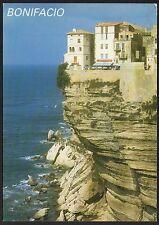 AD4016 France - Panorama de La Corse - Bonifacio - Les falaises