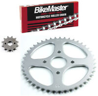JT Chain/Sprocket Kit 12-44 Tooth 520 Pitch 71-9840 For Honda Reflex 200 TLR200