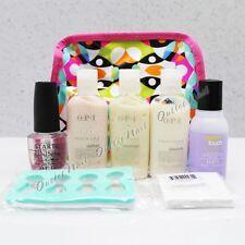 OPI Pedicure Kit 7 Mini- Start to Finish 0.5oz Soften Massage Smooth Remover 1oz
