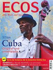 ECOS- Spanisch-Magazin, Jahrgang 2016: alle 12 Hefte  +++ wie neu +++