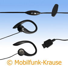 Headset Run Stereo InEar Kopfhörer f. Samsung GT-M8800 / M8800