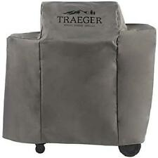 """46"""" BBQ Grill Cover BAC505 For Traeger TFB65BLF Grill Ironwood 650 Pellet Grills"""