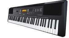 Yamaha PSR-EW300SA 76Key Portable Keyboard with Stand and Power Supply&Headphone