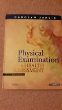 Physical Examination & Health Assessment, Carolyn Jarvis PhD  APN  CNP