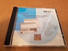 Keysight Agilent HP 34970A 34970-13601 BenchLink Software CD Manuals Drivers