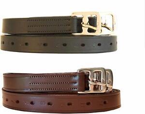 Gallop Shop English Premium Stirrup Leather Children - Adult Size Range