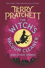 The Witch's Vacuum Cleaner and Other Stories Pratchett, Terry Acceptable Book
