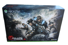 Xbox One S Limited Edition Console Gears of War 4 Factory Sealed Never Opened