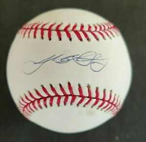 Josh Beckett Red Sox Signed /Autographed Baseball w/Steiner COA (JM)