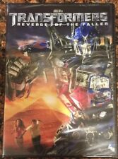 TRANSFORMERS REVENGE OF THE FALLEN DVD NEW