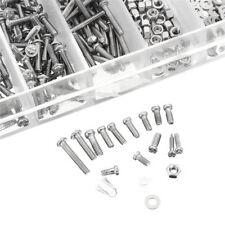 Hot!1000Pcs Nails Nut Assortment Repair Tiny Screws KIT Micro Screws For Watch