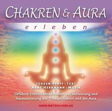 Chakren & Aura erleben von Arne Herrmann und Jürgen Pfaff (2010)