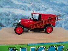 """1/43 Eligor (France)   Opel laubfrosch  1925 Fire """"Rudesheim"""""""