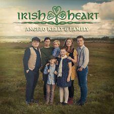 ANGELO & FAMILY KELLY - IRISH HEART (DELUXE EDITION)   CD NEUF