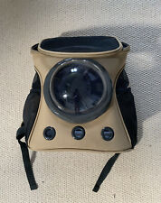 Dog Or Cat Backpack With Bubble Window