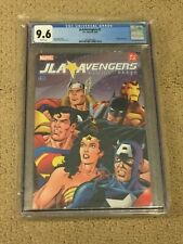 JLA/Avengers 1 CGC 9.6 White Pages