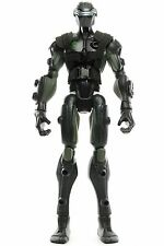 "GI Joe Sigma 6 SNAKE EYES v1 Ninja Commando 8"" Action Figure Hasbro 2005"