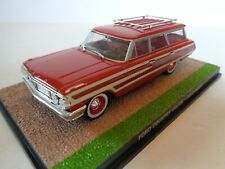1/43 Scale Diecast Universal Hobbies Ford Country Squire Goldfinger With Box EC