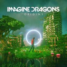 Imagine Dragons - Origins - NEW CD 2018  (sealed)  (Sent Same Day)