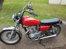 Yamaha Electric start Chain Motorcycles
