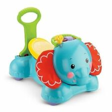 Fisher 3 in 1 Bounce Stride and Ride Elephant