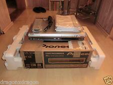 PIONEER dvr-5100h Dvd-Recorder/80gb HDD, completamente in scatola originale, 2 ANNI GARANZIA