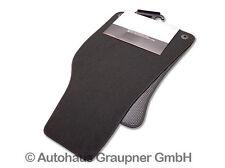 Audi Original A4 8E B6 B7 Textilfussmatten Velours Fussmatten Stoffmatten vorn