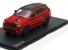 JEEP GRAND CHEROKEE SRT8 F1 EDITION 2012 RED GLM 108503 1/43 RESINE ROUGE ROSSO